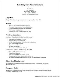 Hospital Unit Clerk Resume Clerk Resume Blaisewashere Com