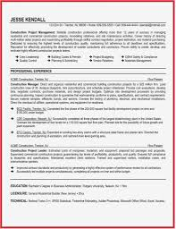 97 Construction Supervisor Resume Samples Structural Supervisor