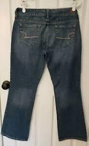 Details About American Eagle Favorite Boyfriend Medium Denim Womens Jeans Size 10 Regular