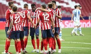 Find atlético de madrid vs real sociedad result on yahoo sports. Club Atletico De Madrid Web Oficial Highlights Atletico De Madrid 1 1 Real Sociedad