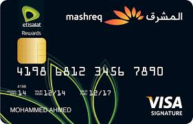 etisalat credit card credit card offers dubai apply for a credit card personal banking mashreq bank