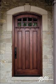 pella doors craftsman. Pella® Architect Series® Craftsman Collection Wood Entry Door Traditional-entry Pella Doors