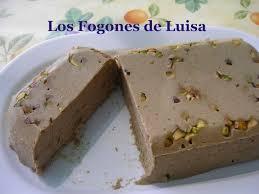 Los Fogones de Luisa: PATE DE HIGADO CON PISTACHOS   Higos recetas ...