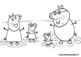Peppa Pig Da Colorare Az Colorare
