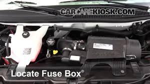 Fuse For 2007 Gmc Savana Box Van Dodge Dakota Fuse Box
