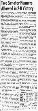 Sonny Siebert Baseball Stats by Baseball Almanac
