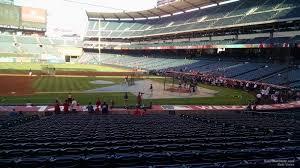 Angel Stadium Section 112 Rateyourseats Com
