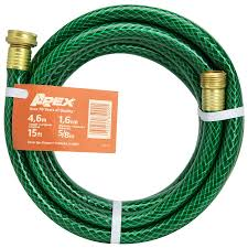 apex 5 8 in x 15 ft light duty garden hose