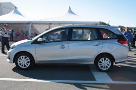new car launches honda mobilioIndonesia  Honda Mobilio showcased at Yogyakarta