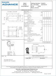metal halide circuit diagram fresh wiring diagram for metal halide metal halide ballast wiring diagram (probe start) metal halide circuit diagram fresh wiring diagram for metal halide