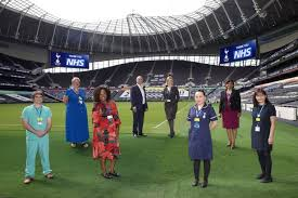 Inside tottenham hotspur's new stadiummedia (youtu.be). Daniel Levy Speaks As Tottenham Hotspur Stadium S Time Housing Hospital Services Ends Football London