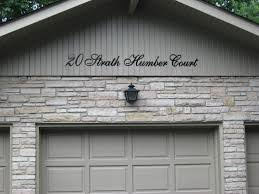 home address plaques. Image Of: Tribeca Custom Home Address Signs For Plaques Design I