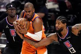 Chris Paul leads Suns past Clippers 130 ...