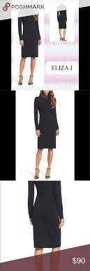 Eliza J Dress Size Chart Eliza J Jeweled Sheath Dress Sz 6 8 Nwt Nwot Med Size 6 8 On