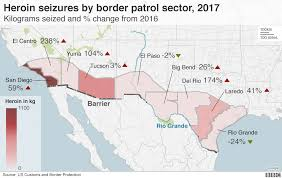 Trump Wall All You Need To Know About Us Border In Seven
