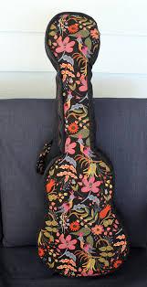 diy baritone ukulele bag