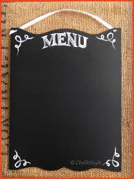 Blank Menu Template 2424 Blank Menu Board Resumete 23
