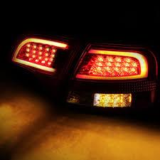 avant lighting. Avant Lighting. 05-08 Audi B7 A4/S4 Smoked Housing Red Lens Lighting 4