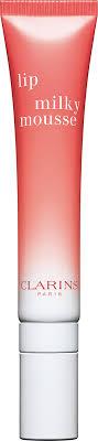 Clarins Lip Milky Mousse <b>Кремовый блеск для</b> губ, 02 peach, 10 мл ...