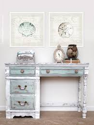 distressed blue furniture. Amusing Distressing Furniture With Chalk Paint Light Blue And Gray Bedroom Distressed Desk I