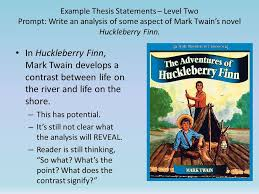 sample opinion essay topics the picture of dorian gray essay we get huck finn all wrong race mark twain children and myths of an american classic