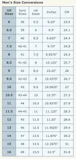 Goldbarkicks International Shoe Conversion Chart Footer F2