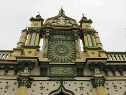 File:Little India - Abdul Gafoor Mosque - front with shahada.jpg -  Wikimedia Commons