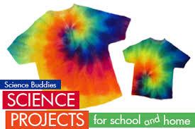 weekly science project idea home science activity spotlight tie dye
