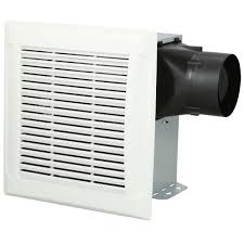Wall Mount Bathroom Exhaust Fans Ventilation Heating Venting Cooling The Home Depot