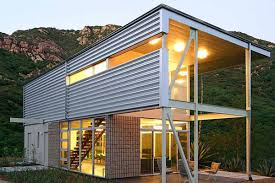 Metal House Designs Unique 40 Modern Metal Homes Inspiration Of Awesome Modern Look