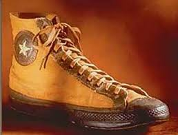 """The History of the <b>Converse All</b> Star """"Chuck Taylor"""" Basketball Shoe"""