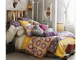 Bedroom Inspiring Colorful Bedroom Decor Ideas By Boho Bedroom - Bedroom decorated