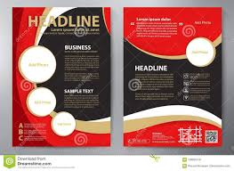 Company Brochure Example Business Brochure Flyer Design Leaflets A4 Template Cover