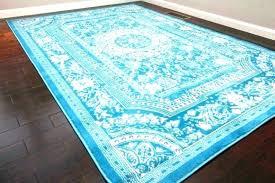 aqua area rug light s round rugs target small runner blue circle amazing of tar targe