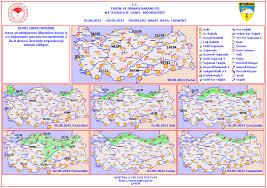 Aylık Tahmin - Meteoroloji Genel Müdürlüğü