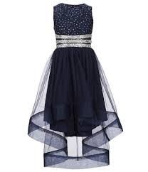 Xtraordinary Big Girls 7 16 Beaded Lace Tulle Fit And Flare