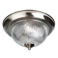 flush lighting light satin ceiling lights