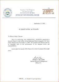 Certificate Of Employment Doc Naveshop Co