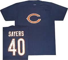 Reebok Throwback Jersey Size Chart Reebok Chicago Bears Gale Sayers Throwback Pro Style Oversized T Shirt