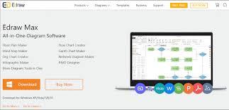 Floor Chart Creator Create Attractive Mind Maps Flow Charts Vectors With Edraw Max
