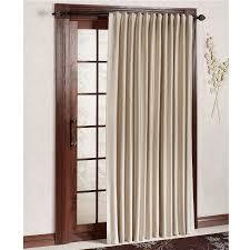 diy french door panel curtains in door smart