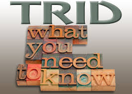 Trid Laws The Top 5 Things To Know About Trid Now Mortgage Compliance Magazine