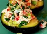 avocado appetiser