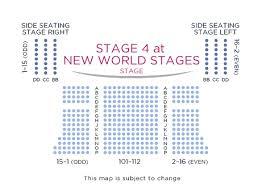 Broadway Theatre Seating Chart Clockwork Orange Seating Chart Broadway Broadway Tickets