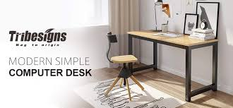simple office table design. Tribesigns 55\ Simple Office Table Design
