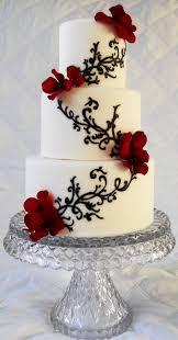 Pin By Pat Korn On Cake Decorating Wedding Cake Red Wedding Cakes