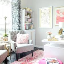 pink home office design idea. Home Office Design Inspiration And Idea Functional Fabulous Its Done Chair Rentals Nyc . Pink R