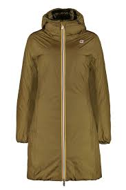 By The Way Clothing Size Chart Best Price On The Market At Italist K Way K Way Charlene Reversible Padded Jacket