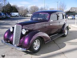 1935 Chevrolet Master Deluxe 4 Door For Sale id 3827