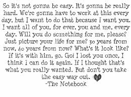 The Notebook Quotes Gorgeous The Notebook Quotes Google Images On We Heart It